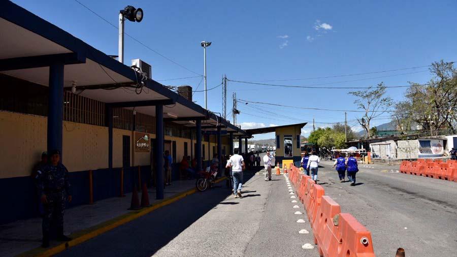Guatemala y El Salvador modernizan sus fronteras y las vuelven más seguras