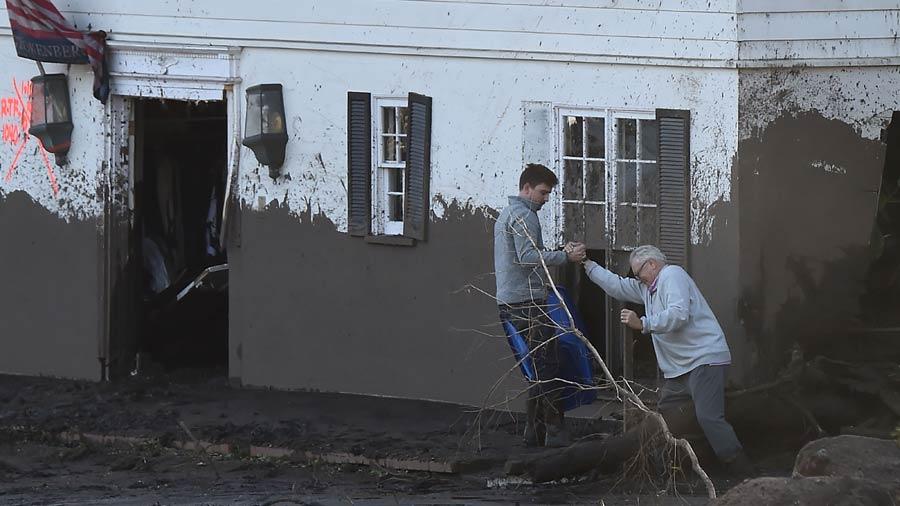 Pérdidas económicas por desastres climáticos aumentan en 151 % en veinte años