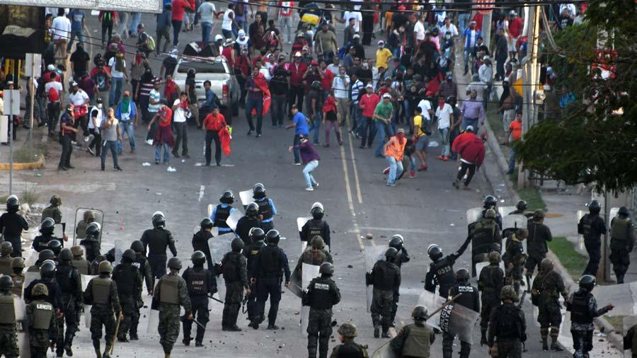Más de 20 locales saqueados en céntrica ciudad venezolana