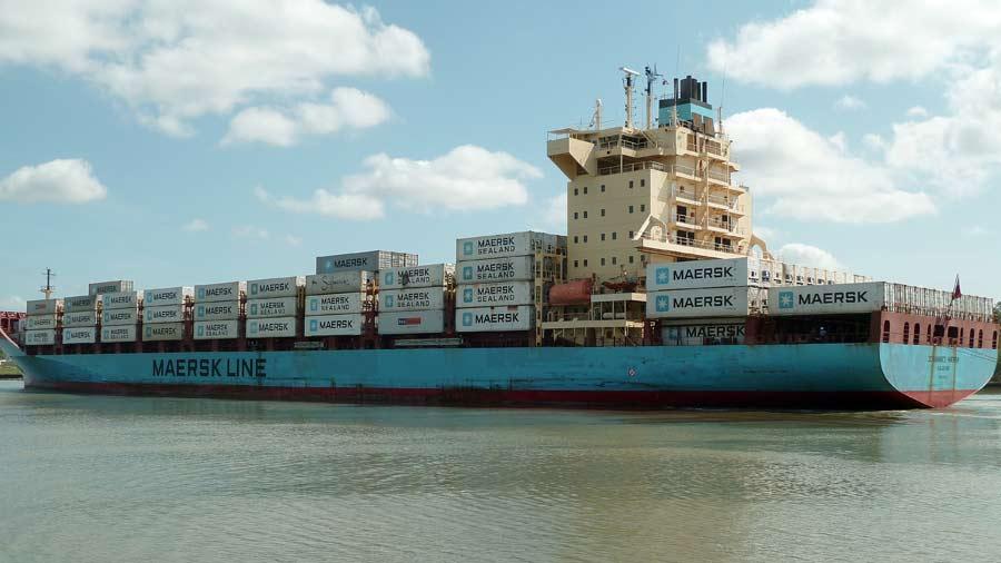 Guerra comercial China- EE.UU. afecta puerto panameño