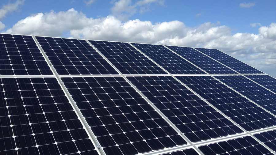 Tres nuevas plantas solares generarán 44 MW de energía