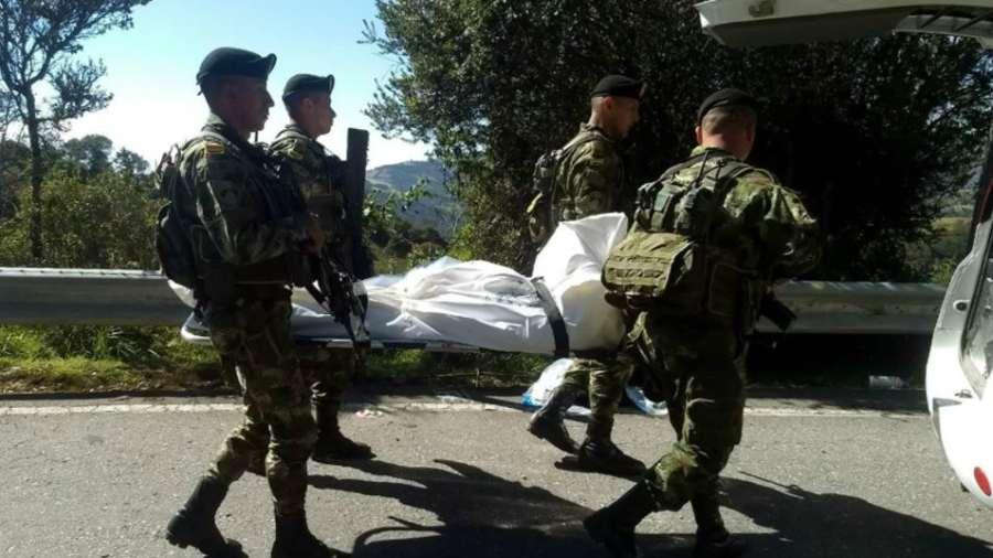 Guerrilla ELN asesina a un soldado colombiano en el tercer día de paro armado