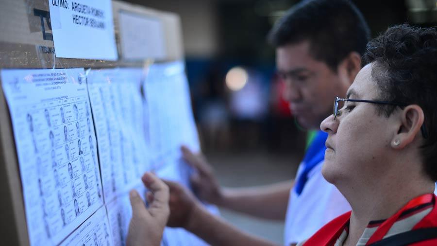 FMLN perdió más votos en San Salvador, La Libertad y Santa Ana en comparación a los comicios 2015