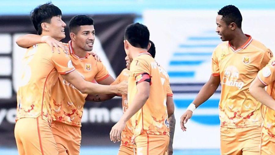 Concluye la buena racha deportiva de Nelson Bonilla en Tailandia
