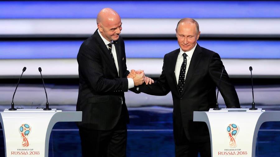 Gianni Infantino asegura participar por su reelección en la FIFA