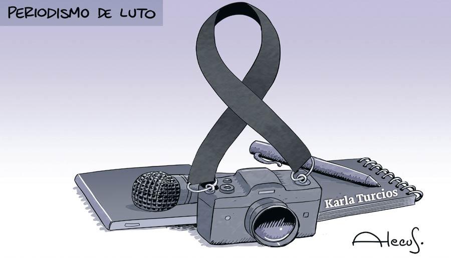 Periodismo de luto
