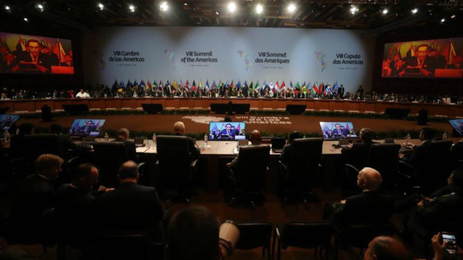 Economía de América Latina crece poco