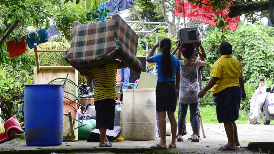 El Salvador está entre los diez países con más desplazamientos forzados debido a conflictos y violencia