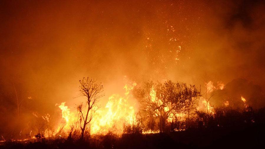Evitar quemas agrícolas, propone director de Bomberos