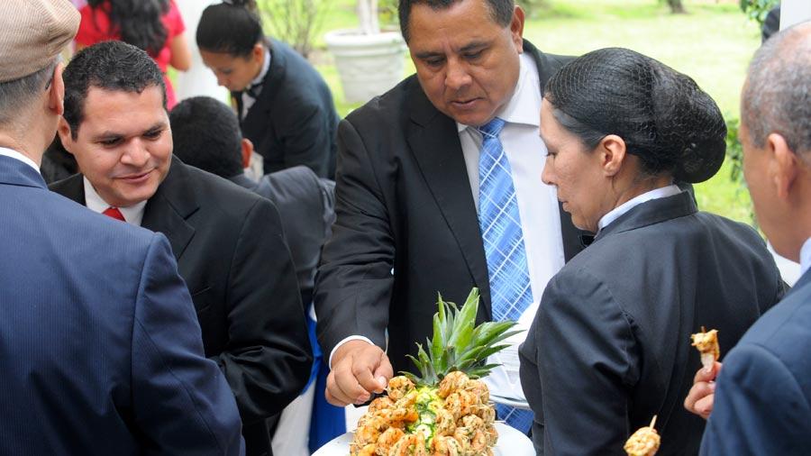Sesión plenaria solemne será sin cóctel para los invitados