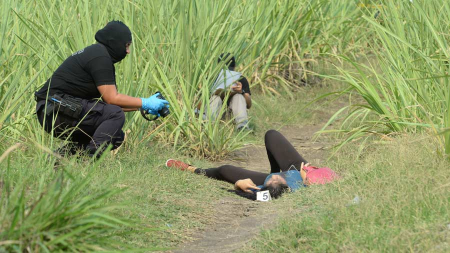 Solo cuatro casos de 34 mujeres asesinadas en abril están resueltos
