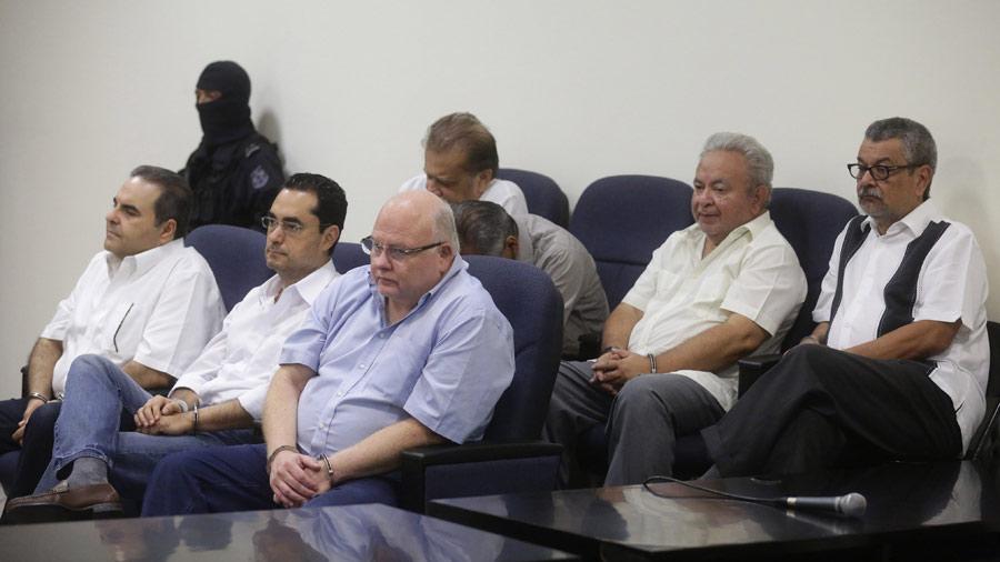 Exempleados de Capres no se beneficiaron con dinero en caso Saca, según defensa