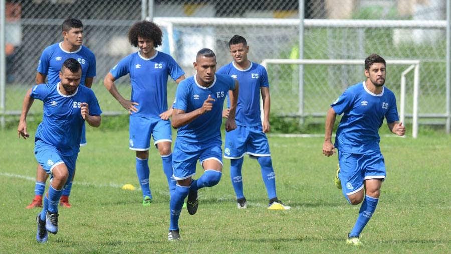 Selección Nacional está lista para jugar la Liga de Naciones de Concacaf