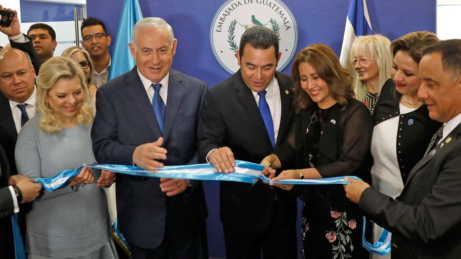 Guatemala, segundo país con embajada en Jerusalén