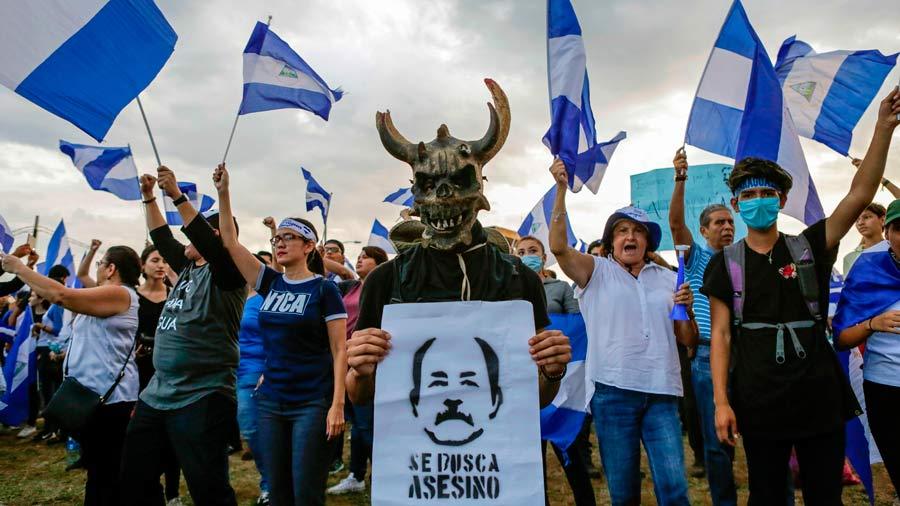 Lesther Alemán, el estudiante que encaró a Daniel Ortega