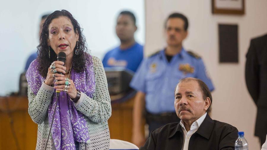 """Trump sanciona a Rosario Murillo y declara a Nicaragua """"amenaza para la seguridad nacional"""" de EE.UU."""