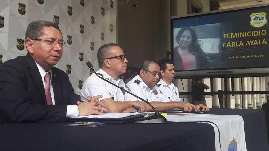 FGR confirma fuertes pruebas periciales contra ex agentes GRP en caso Carla Ayala