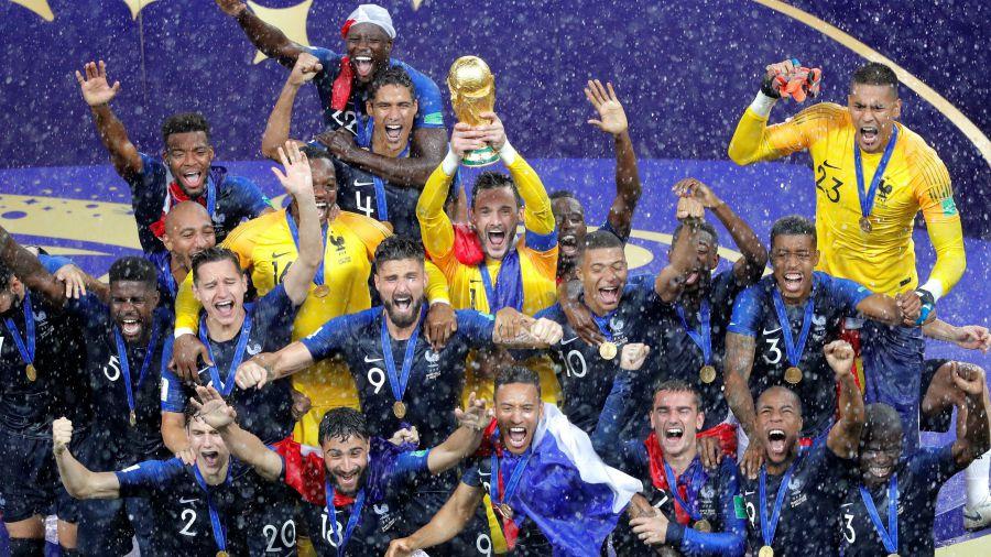 Francia es campeona del mundo luego de 20 años