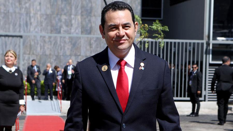 Guatemala marchará durante tres días contra Jimmy Morales y a favor de la CICIG