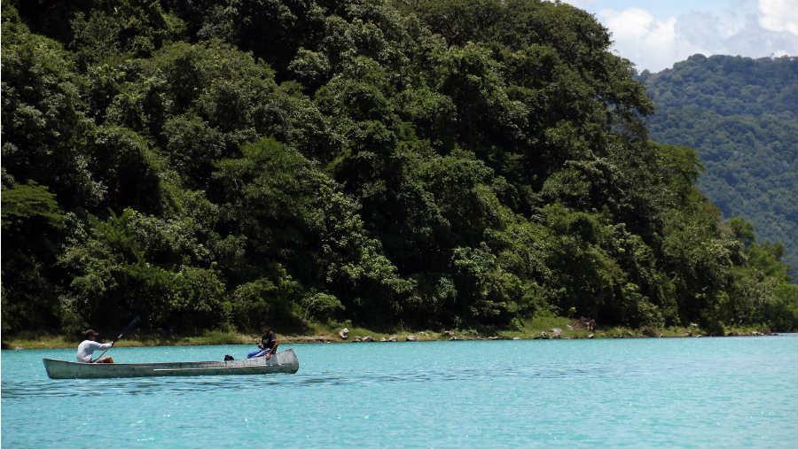 5 datos curiosos del lago de Coatepeque