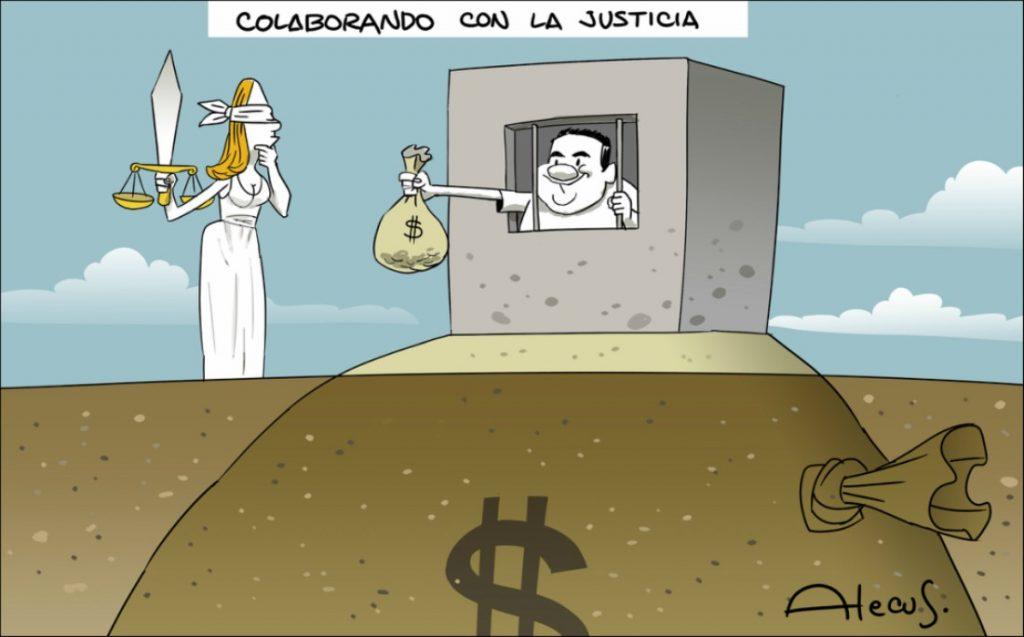 Colaborando con la Justicia