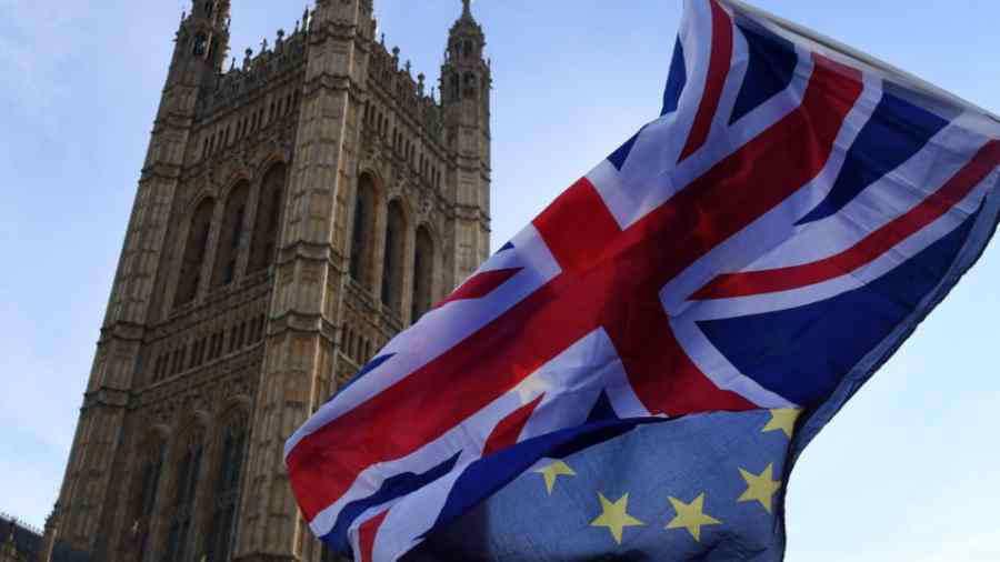 Reino Unido aplaza su salida de la Unión Europea