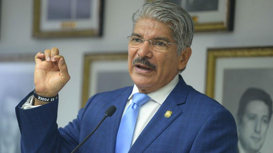 Norman Quijano ve riesgos en ir a elecciones sin Sala de lo Constitucional