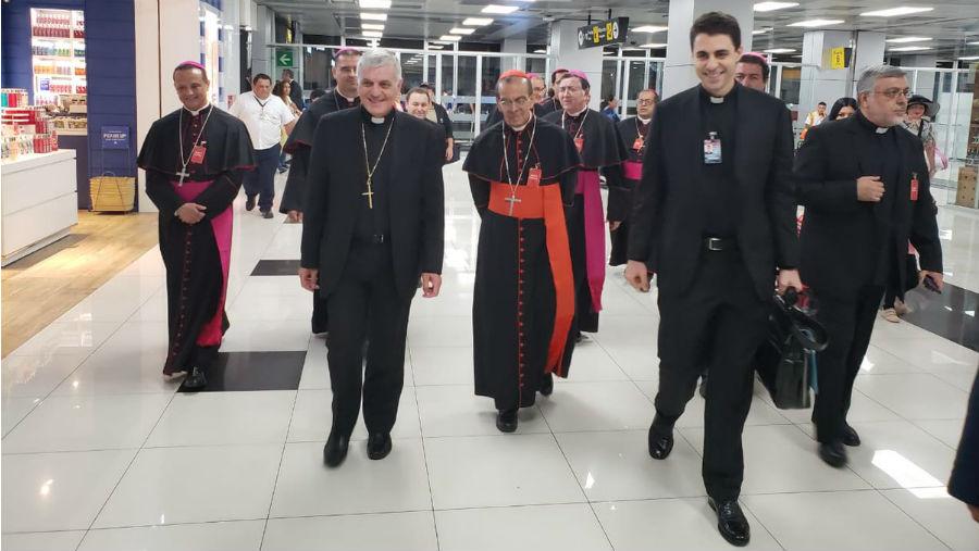 El Salvador tiene nuevo Nuncio Apostólico