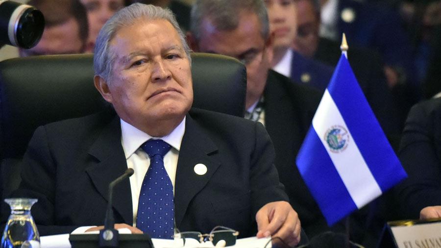 Sánchez Cerén puso doble blindaje para que no auditen al OIE