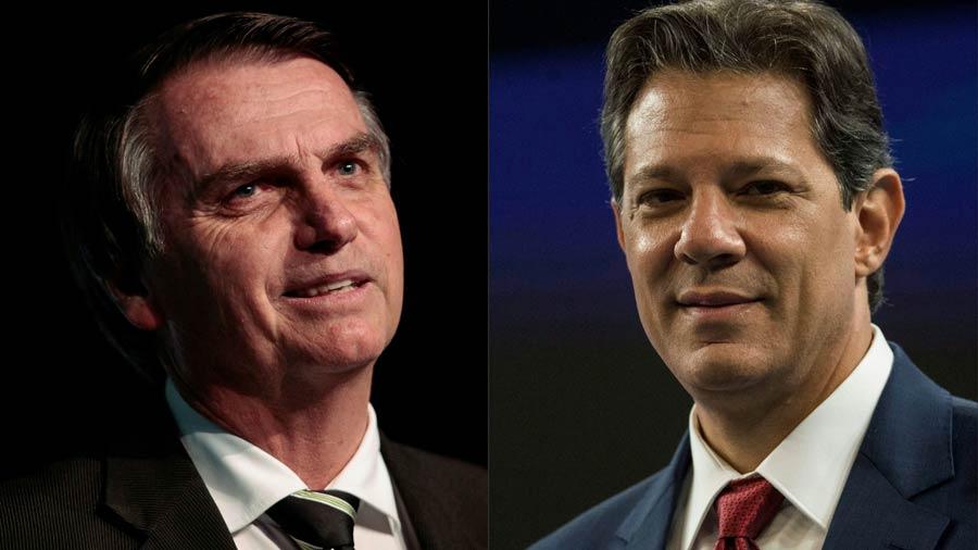 Un militar retirado y un filósofo pelean por la presidencia de Brasil