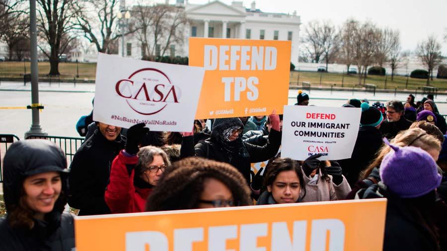 Congresistas de EE.UU. proponen dar la ciudadanía a tepesianos