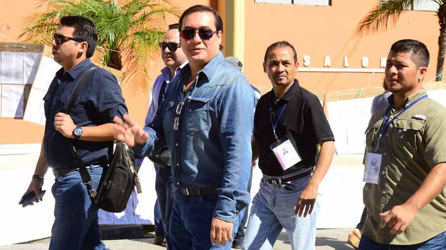 Martínez modificó administración de Fiscalía para disponer de más fondos