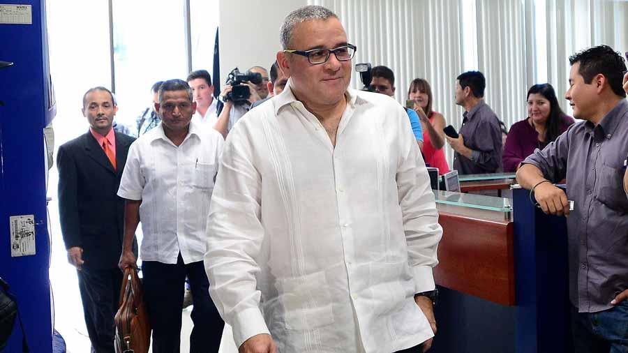 Juzgado solicitó dos prórrogas en proceso de extradición de Funes