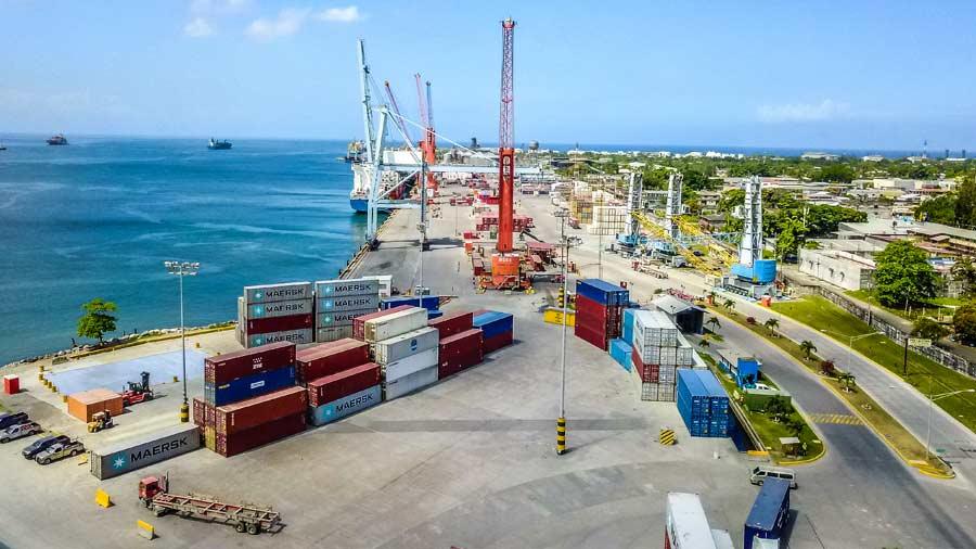 Puerto Cortés cumple cinco años de  concesión y ya invirtió $240 millones