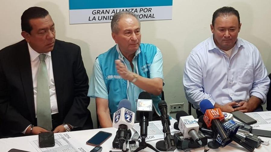 GANA y FMLN reiteran que no cambiarán sus propuestas para la Corte