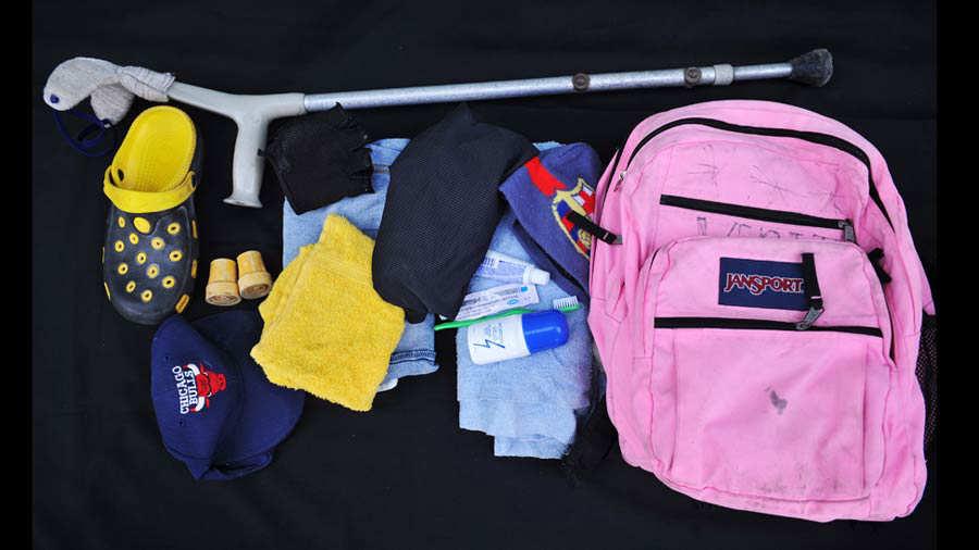 Sueños y esperanza: las mochilas de los migrantes salvadoreños