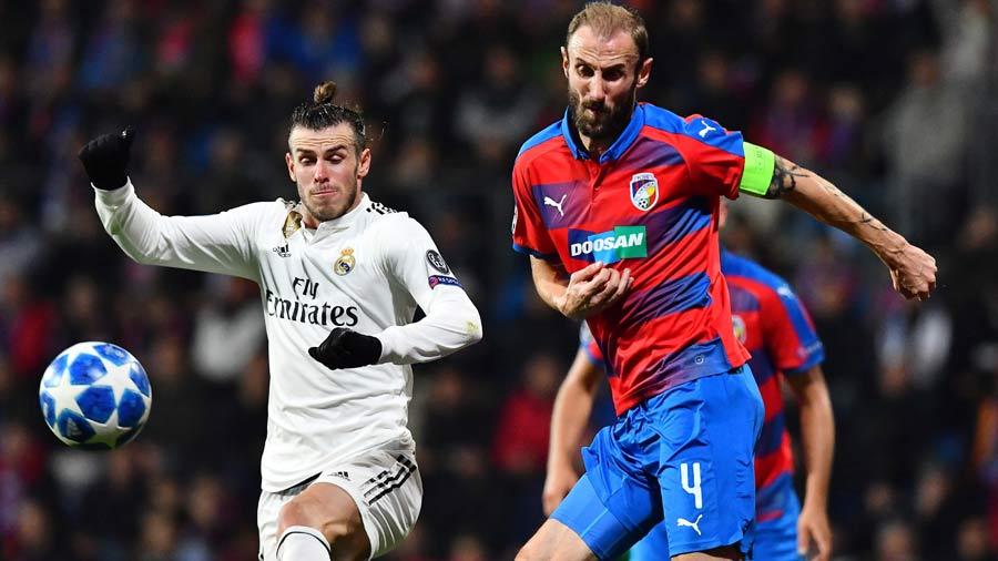 Real Madrid sigue su racha triunfadora con Santiago Solari