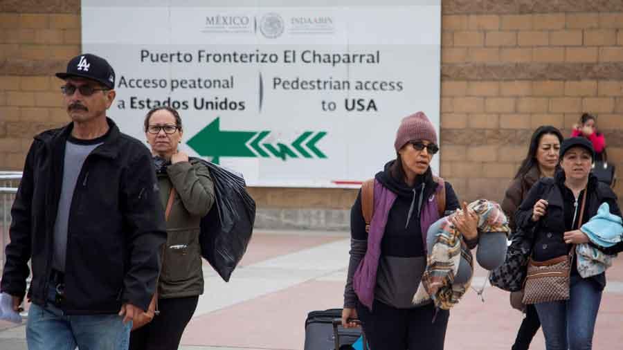 Casa Blanca arremete contra juez que frenó política de asilo