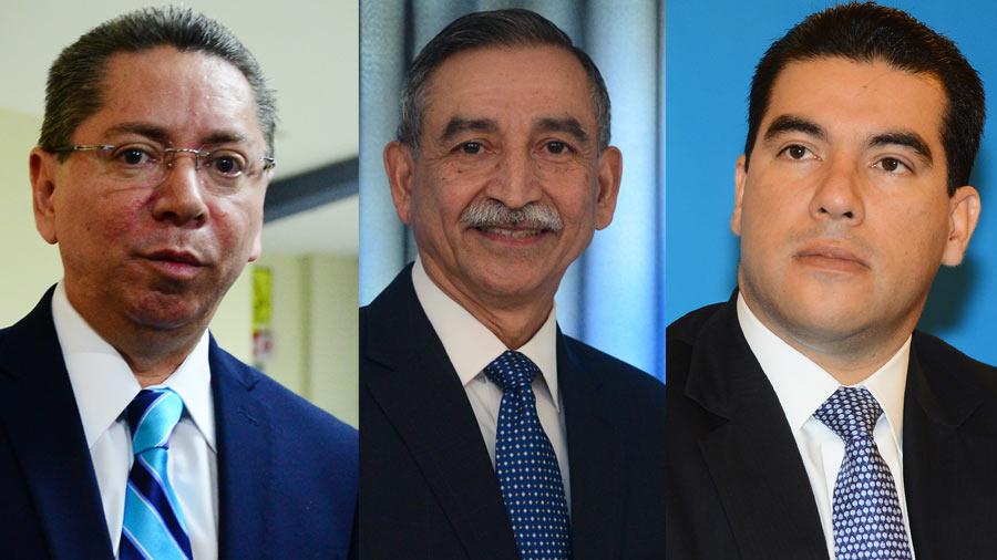 Tres candidatos a Fiscal puntean en lista de 14 escogidos por diputados