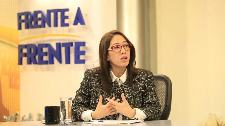 Carmen Aída Lazo: el problema del país es de gastos no de ingresos