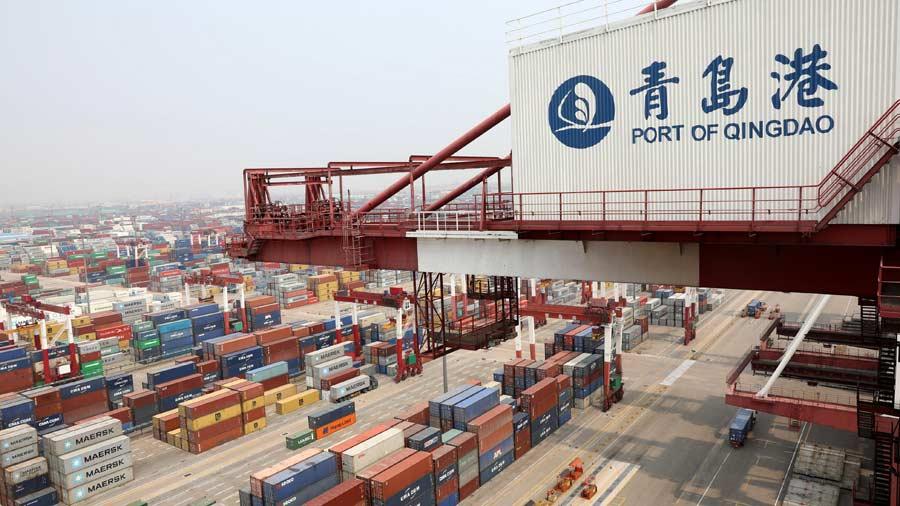 China aboga por acelerar desbloqueo comercial con EE.UU.