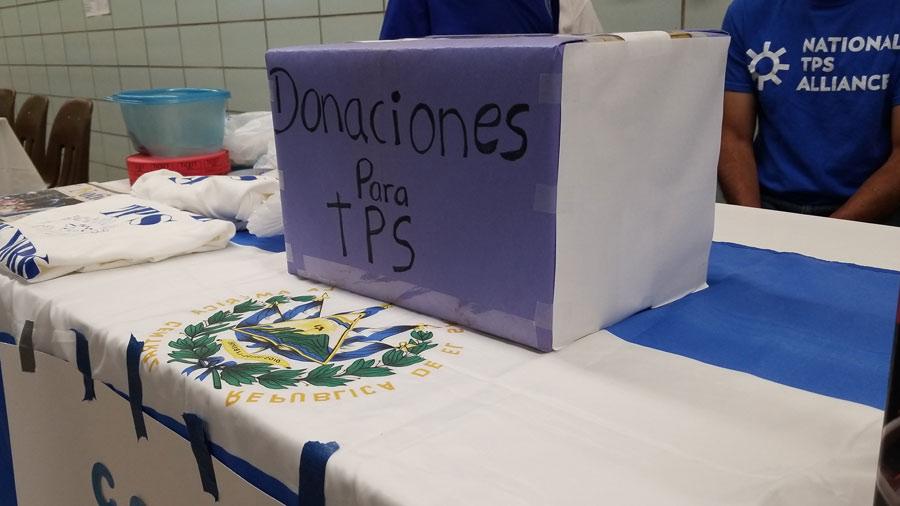 Los salvadoreños de Long Island se preparan para el final del TPS
