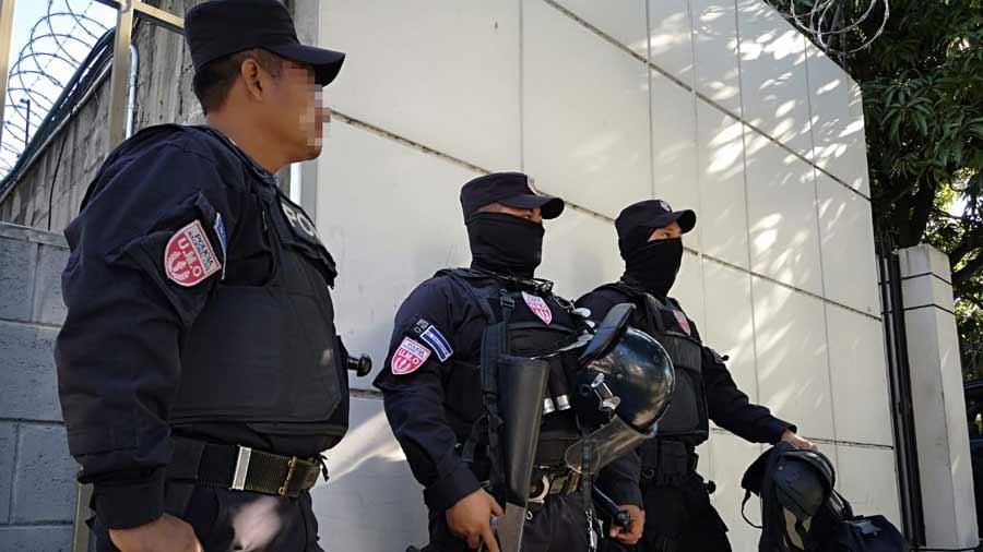 Lugar donde se imprimen papeletas para elecciones 2019 es custodiado por la UMO tras disturbios