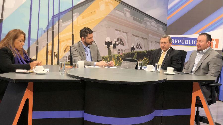 ARENA propone aprobar presupuesto y elegir al Fiscal General en última plenaria del año