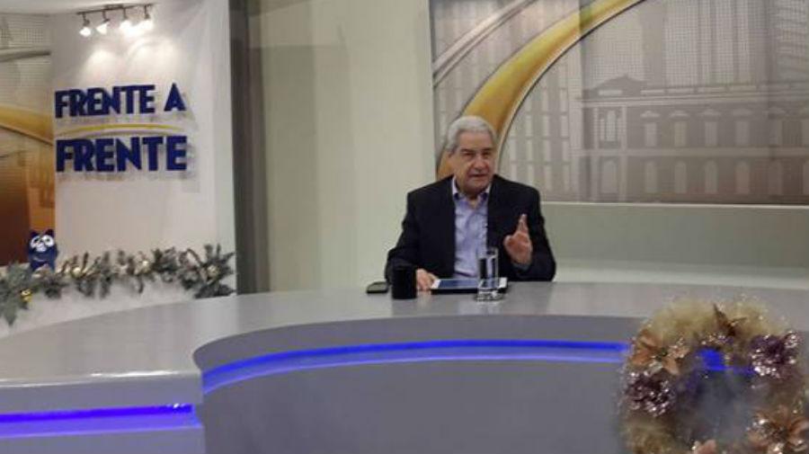 """Salvador Samayoa: """"Para que Bukele gane debe colapsar el FMLN"""""""