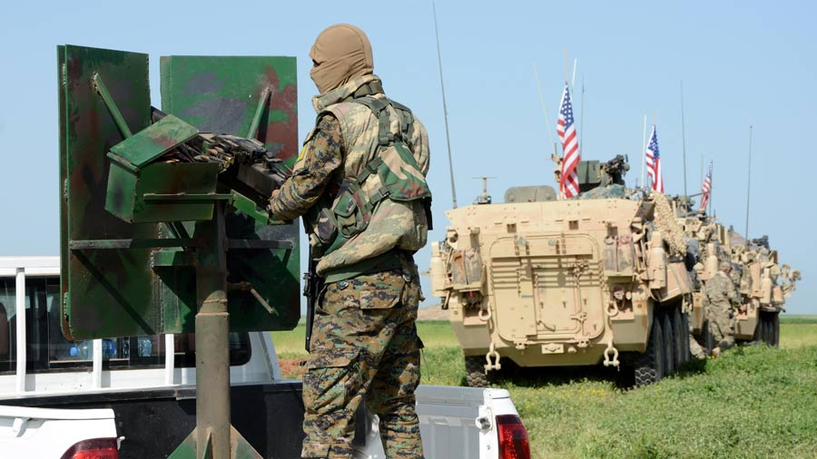 EE.UU. retira a sus tropas de Siria tras derrotar a terroristas