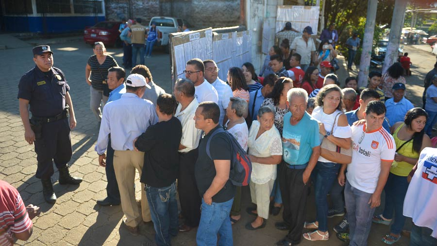 Estos son los municipios donde GANA tuvo más votos que ARENA y el FMLN el 3 de febrero