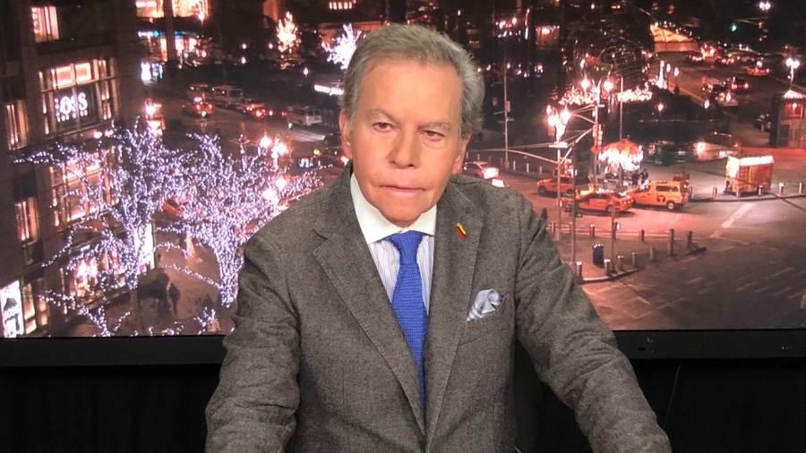 """Diego Arria: """"En Venezuela es claro que habrá un cambio de régimen"""""""