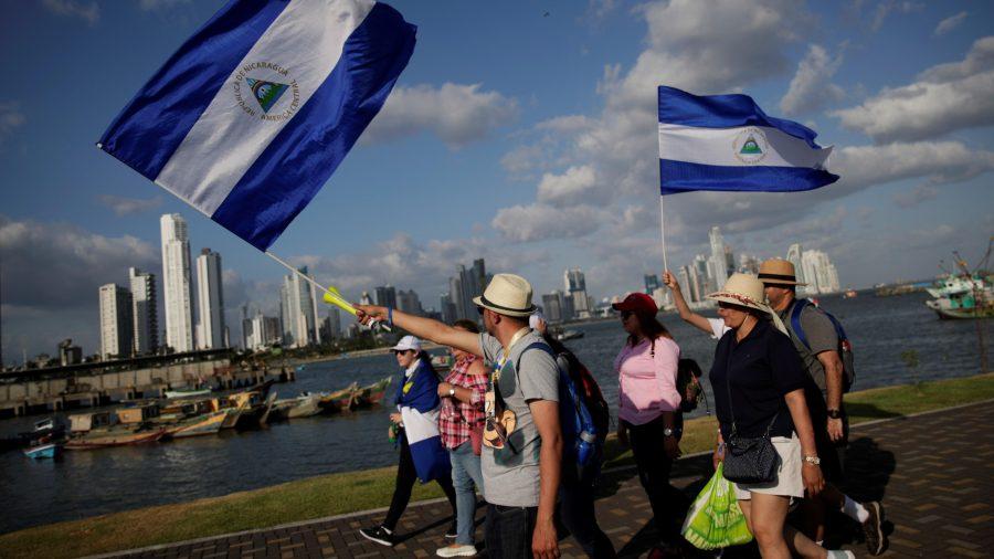 Denuncian detención de dos hermanos que se manifestaron contra Ortega