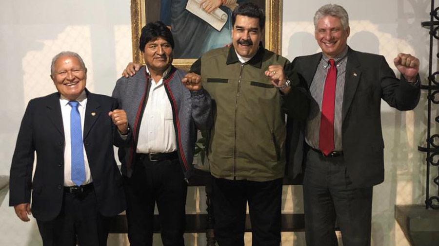 Rechazo en el mundo al Gobierno ilegítimo de Maduro